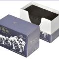 現代的な香りと外装のお線香「淡麗香樹林」